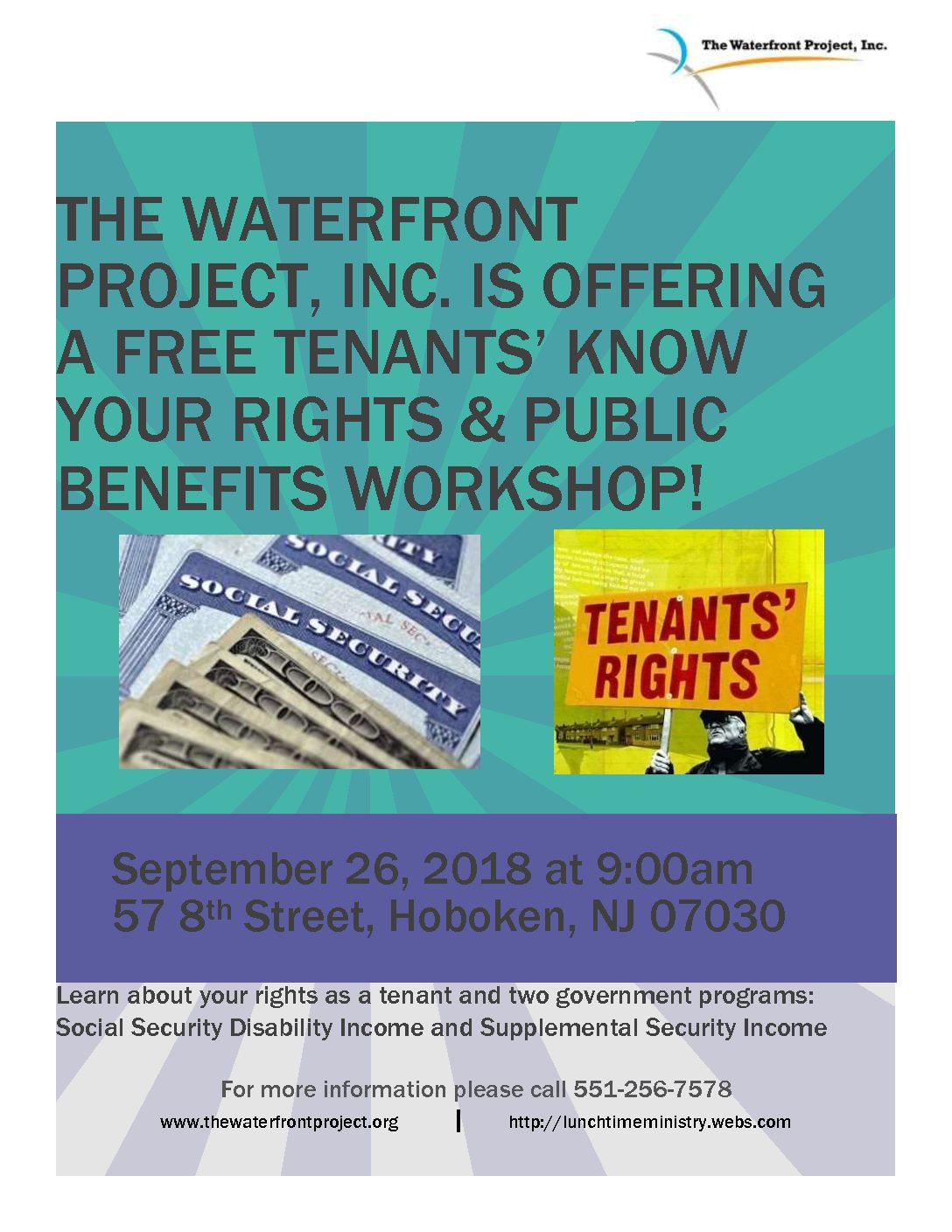 News & Events – The Waterfront Project, Inc